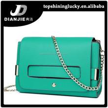 Brand lady handbag factory price shoulder bags cross body long chain bag