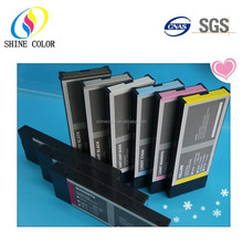 220ml large format ink cartridge compatible for Epson stylus pro 4880 printer pre fill with pigment ink