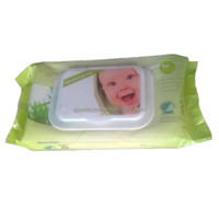 Good Quality Disposable organic baby wet wipe baby care product cleaning wet wipes