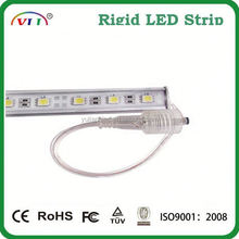 outline decoration rigid bar led led manufacturer rigid led strip blue line led fixture
