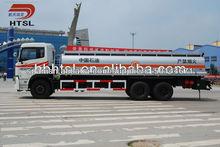 6x4 abastecerse de combustible de camiones