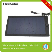 2015 New Lightweight Flexible Solar Charger,Solar Charger For Battery