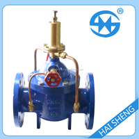 3inch control water valve with timer flange Connection suppliers china