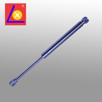 Pneumatic gas lift strut for marine