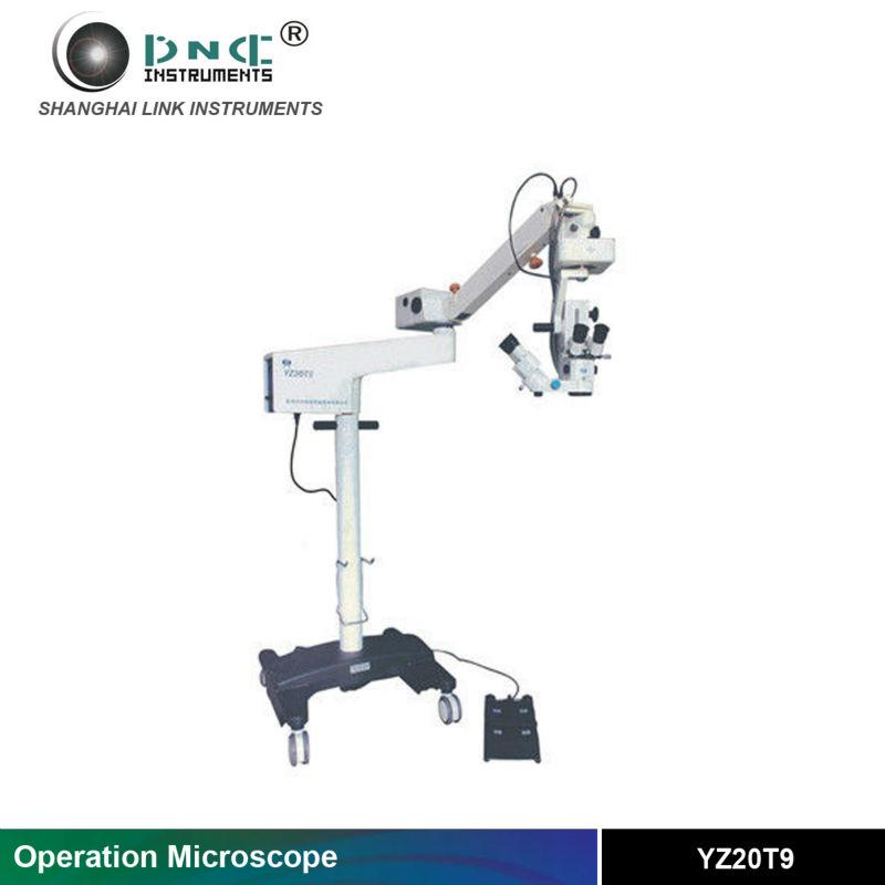 Лучший продавец офтальмологии инструментов YZ20T9 хирургический операционный микроскоп