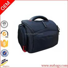 hot selling waterproof black dslr shoulder camera bag with low price character camera bag