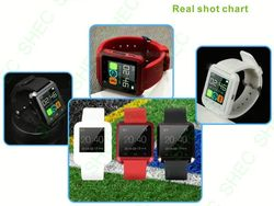 Smart Watch 2015 gold watches women colourful