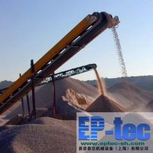2015 Newest type belt conveyor machine for mining/ore