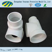 promotion hard waterproof plastic elbow