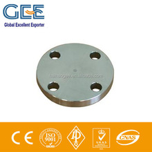 A105 6'' 150 Class Carbon Steel Blind Flange Dimensions