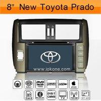 Toyota Prado Land Cruider 150 Auto DVD Player with GPS