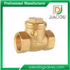 Alibaba Factory Price High Pressure dimensions Forged high pressure non return resilient seated/nbr seat cast iron check valve