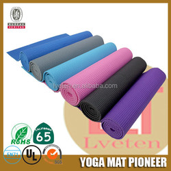 Newest Fitting Environmental Yoga Mat Yoga Mat Massage