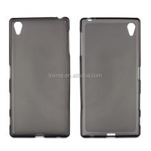 Soft TPU Back Cellphone Case Skin For Sony X Peria Z5 Premium