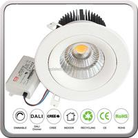 katalog lampu 6 inch high lumen LED downlight 50W