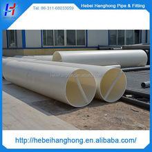 Trade Assurance Supplier 150mm diameter pipe pvc
