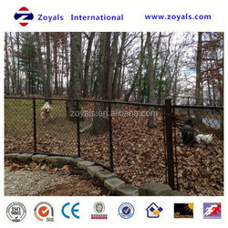 Reliable Supplier ISO 9001:2008 5 feet plastic coated pvc chain link fence