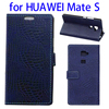 online shopping free shipping leather flip case for huawei mate s