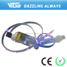 RGB led lights for shoes with battery