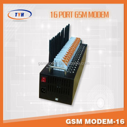 16 port gsm modem Adaptive Ethernet