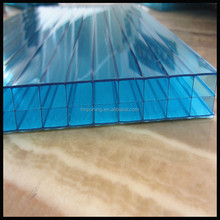 Multi wall polycarbonate sheet UV-coating GE/BAYER materials 5mm