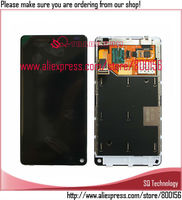 LCD with Touch Screen Digitizer Assembly For Nokia N9