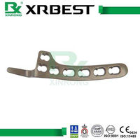 Clavicle Hook Bio Locking Compression Plate of Orthopedic Implant in XRBEST
