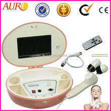 Auro Beauty Equipment Skin & Hair Analysis Box luxury LCD screen AU-958
