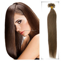 Full head set 18 Inch/45cm Grade 5A Straight U Tip Hair Extension remy Human Hair Extension 100s/Pack 1g/s cabelo humano