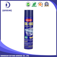 Hot selling OK-100 embroidery textile temporary spray adhesive for clothing, fabric