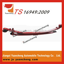China Yuancheng good quality bus leaf spring