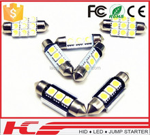Festoon Bulb 2LED canbus 31MM/36MM color changing led interior car light
