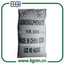 Sodium Lignosulphonate MN-2 Waterproofing Admixtures Water Chemicals Agents