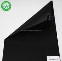black cardboard/grey cardboard wholesale cheap cardboard sheet