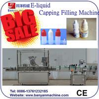 10ml e-liquid filling machine/E-liquid filling machine/E-cigarette filling capping machine0086-18321225863