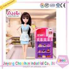 11.5 Inch Doll With Dolls Accessories For Baby Gift