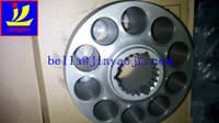 Kawasaki hydraulic pump cylinder block parts K3V140DT-1C, pump cylinder block