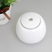 High end deskpot humidifier ultrasonic air purifier
