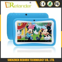 Wholesale 7 inch quad core kids tablet with TN screen