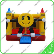 New professional inflatable train bouncy castle