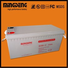 good price lead acid battery 12voltage 200 Capacitance with great price