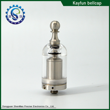kayfun bell cap with 1:1 clone Brand new appearence drop atomizer special function airflow control lemo atomizer