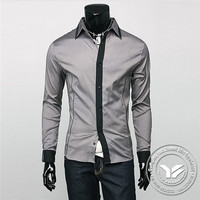 120 grams new style silk/cotton man clergy shirts