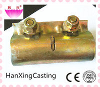 scaffold sleeve coupler /galvanized steel pipe clamp