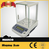0.01mg electronic analytical counter balance scales