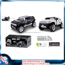 high speed spy remote control car support IOS/Android system ,adult toy car