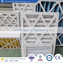 air filter for purification 295x595x46mm