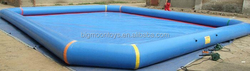 commercial giant inflatable water pool, giant inflatable swimming pool, inflatable pool