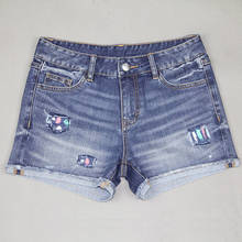 women sexy jeans overalls short Fastest delivery