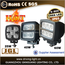 Auto Light Cree LED Lamp Off road LEDs Offroad Working Lights 24 Volt Led Lights Motocycles